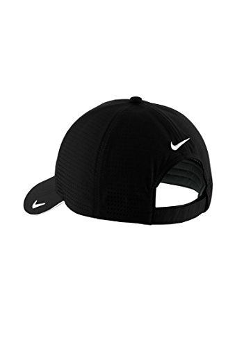 793426586f6a3 Genuine Mercedes Benz NIKE Dri-Fit Golf Sport Runners Baseball Cap Hat -  Black