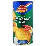 Van Der Meulen Original Holland Toast, Original Rusk, 3.5-Ounce Packages (Pack of 12)