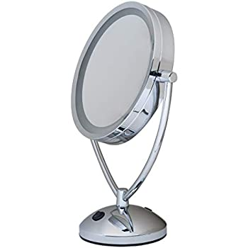 Amazon Com Floxite Daylight Cosmetic Mirror Beauty