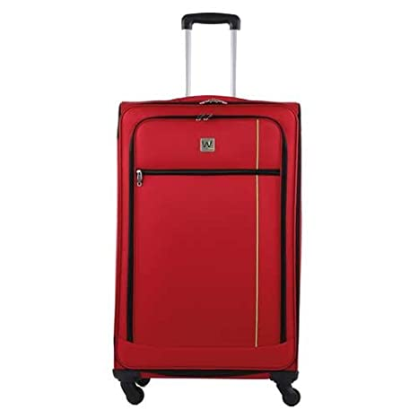 Wagner Holiday Trolley M 4 W ampliable Holiday Rojo