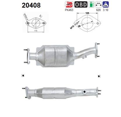 Katalysator u.a. fü r, Ford | Preishammer | Katalysator | Abgasanlage