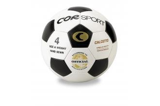 Ballon Futsal Corsport mesure 4 rebond réduit cuir synthétique couture Football Balle Official Corsport1