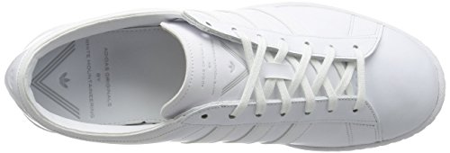 adidas - Shoes - White Mountaineering Supergrip Schuh - Ftwr White - 44
