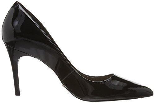 Buffalo London 181721, Scarpe con Tacco Donna Nero (Black 01)