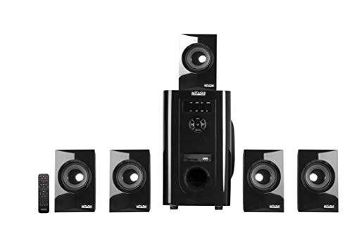 Mitashi HT 106BT 5.1 Channel Home Theatre System with Bluetooth  Black