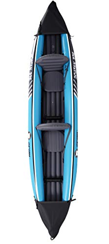 Z-Ray Roatan 2-Person Inflatable Kayak Set ()