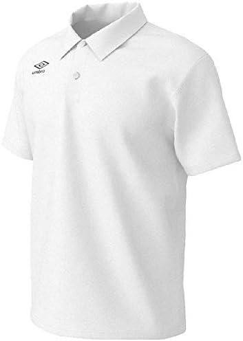 ポロシャツ 半袖 メンズ アンブロ umbro WRワンポイントドライポロ/スポーツウェア 吸汗速乾/UMUPJA71