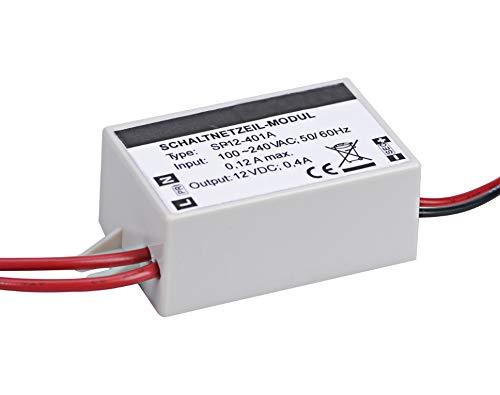Donau Elektronik DM402Alimentatore Switching modulo con Filo
