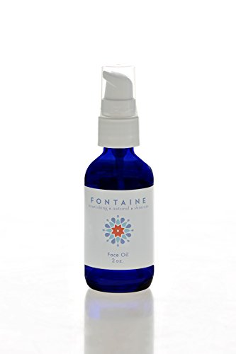 Fragrance Free Face Oil - Nourishing Organic Blend by Fontaine Skincare