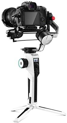 Moza Aircross 2 Stabilizer Lightweight Handheld Gimbal For Camera Up 7lb Intuitive Control Panel Intelligent Features Advanced Shooting Modes 12h Battery Life Beyond Your Imagination White Camera Photo Amazon Com