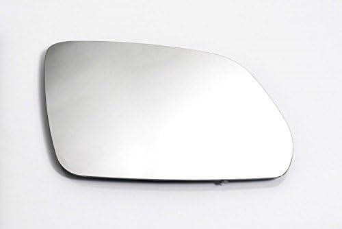 Spiegelglas Rechts Beifahrerseite Beheizbar Konvex Weiß Auto