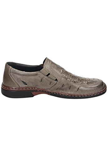 Comfortabel Herren-Slipper Grau 630597-9: Amazon.co.uk: Shoes & Bags
