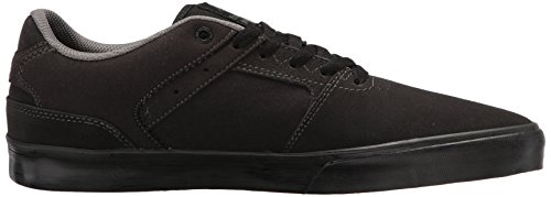 Emerica The Reynolds Low Vulc, Scarpe da Skateboard da Uomo DARK GREY/BLACK
