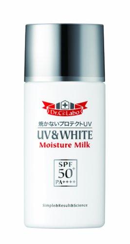 Dr. Ci:Labo UV & WHITE Moisture Milk SPF / 50+ PA++++ (White 377) 2.04oz, 60ml