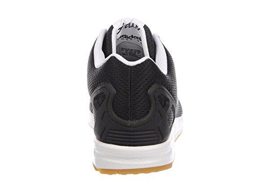 Grau adidas Flux Black Gum Unisex Erwachsene White ZX Originals Sneaker RwYnAw6gq