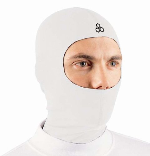 McDavid Thermal Hood, White, One Size Fits All