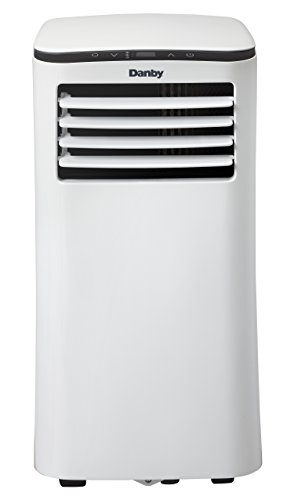 Danby DPA080BBUWDB Air Conditioner, 8000 BTU, White