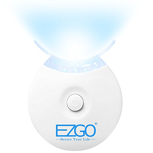 Led Light Activated Teeth Whitening