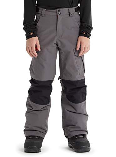 (Burton Boys' Exile Cargo Snow Pant, Castlerock, Large)