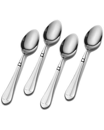 French Countryside Spoon - Mikasa Set Of 4 18/10 French Countryside Demi Spoons