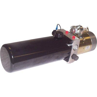 Concentric 12 Volt DC Hydraulic Power Unit, Model# 1510027
