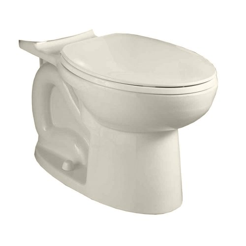 - American Standard 3717F001.222 Cadet 3 FloWise Compact Right Height Elongated Toilet Bowl Only in Linen
