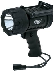 Draper 51754 WPHT5 WATERPROOF 5 WATT HAND TORCH