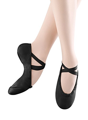Women's Slipper Pump Bloch Black Ballet OdqOP0