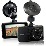 Blinbling Dash Cam, Dash Camera for Cars with Full HD 1080P 170 Wide Angle, Night Vision,Dashboard Camera Recorder with G-Sensor, WDR, Loop Recording