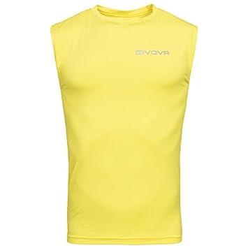 givova Base Layer Función Camiseta, Corpus 1 | Gelb, XX-Large