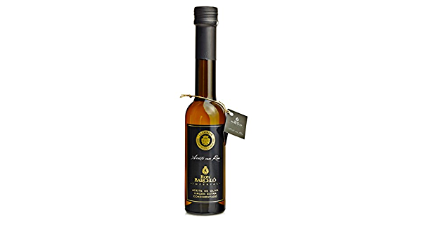 Aceite Oliva Virgen Extra con Ron Barceló (250 ml): Amazon.es ...
