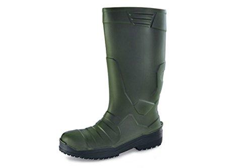 Vert 10 PU nbsp;UK Sentinel Chaussures Crews Unisexe Bottes taille pour 0xnqtEwR8z