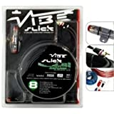 vibe audio 60a 60 amp car glass fuses for all agu fuse holder vibe audio slick 1500 w system car wiring kit