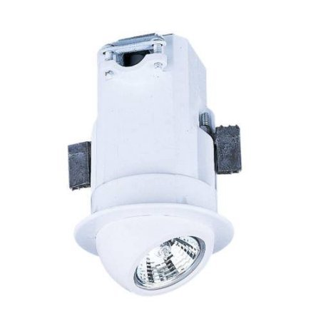 Sea Gull Lighting 9424-15 Ambiance LX Miniature Recessed Light White - Ambiance Finish 15 White