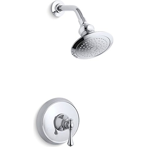 Traditional Lever Handle Valve - 6