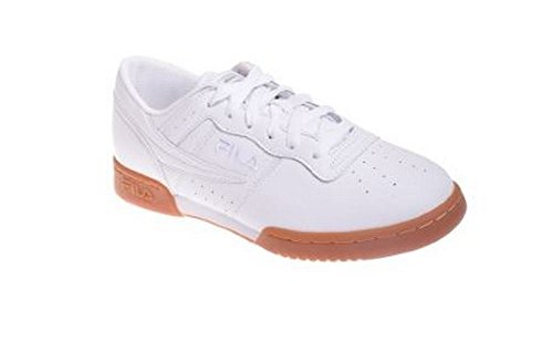Gum Sneakers Fitness Wht Shoes Fila Original Men's Wht twx0qETRC