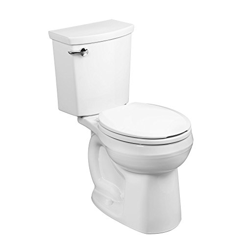 (American Standard 288DA114.020 288DA.114.020 Toilet, Normal Height, White)