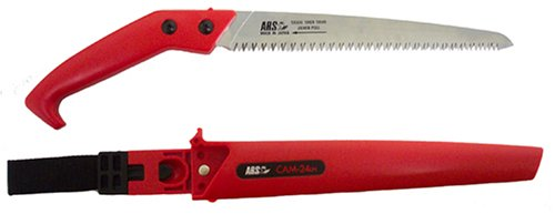 ARS Pruning Turbocut Saw with 9-1/2-Inch Blade SA-CAM24LN by ARS
