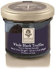 Selezione Tartufi Preserved Black Truffles, 1.4 Ounce