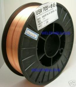 Weldcote .030'' X 11 Lb. Spool Mig Welding Wire 70S-6 by Weldcote Metals