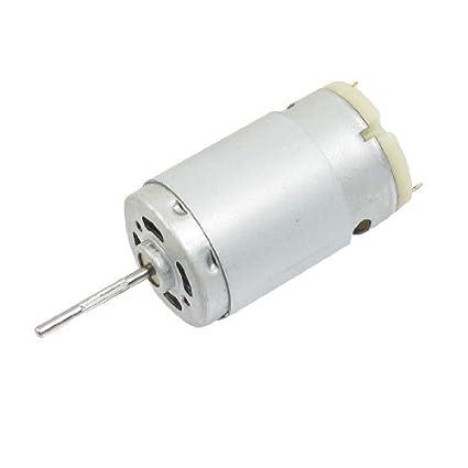 eDealMax 18000rpm DC 12V 2A 17W 29mm Dia Conector eléctrico de componentes del motor - - Amazon.com