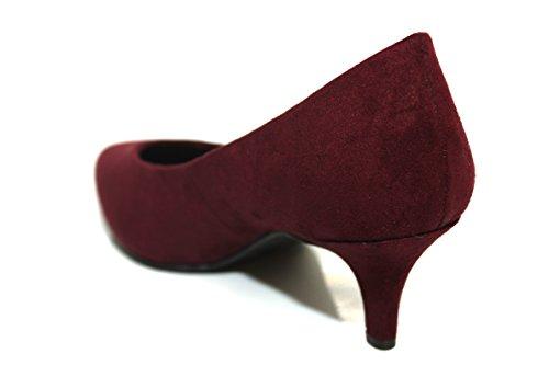 Marco Tozzi, Scarpe col tacco donna Rosso Rosso