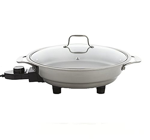 12 in electric fry pan - 3