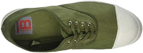 Sneaker 0660 Lacets Lichen Bensimon Tennis Uomo Verde q4wP7E8
