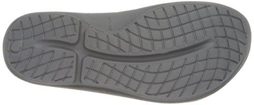 Ooos Unisex Ooahh Slide Sandal Slate