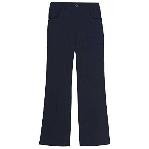 French Toast Girls Size' Pull-On Pant, Navy, 10.5 Plus