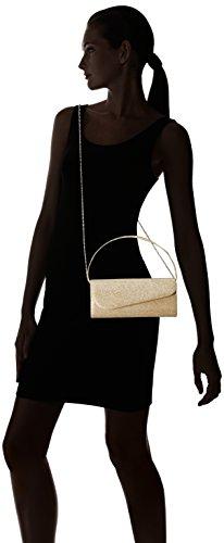 Handbags Womens Oblique Clutch Glitter Champagne Damara Flap 4Xqw6x6a