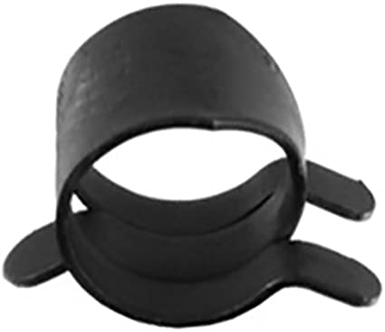 """Hose Clamps Fuel Vacuum Lines 3//4/"""" OD Hose Spring Action Clamps"""