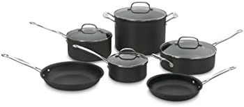 Cuisinart 10-Pc. Cookware Set