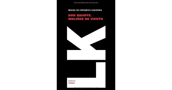 Amazon.com: Don Quijote. Molinos de viento (Narrativa ...